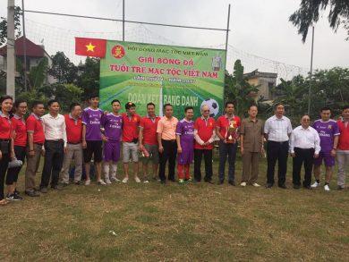 Giải bóng đá Tuổi trẻ Mạc tộc Việt Nam lần thứ IV