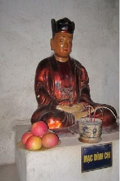 VIỄN TỔ KIẾN THỦY KHÂM MINH VĂN HOÀNG ĐẾ LƯỠNG QUỐC TRẠNG NGUYÊN MẠC ĐĨNH CHI (1272 – 1346)