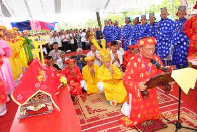 (Tiếng Việt) ĐẠI GIỖ KỶ NIỆM 476 NĂM NGÀY MẠC THÁI TỔ BĂNG HÀ