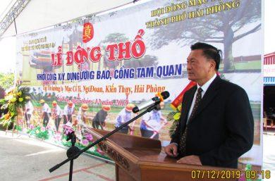 (Tiếng Việt) 10 SỰ KIỆN NỔI BẬT VỀ HOẠT ĐỘNG DÒNG HỌ CỦA MẠC TỘC HẢI PHÒNG NĂM 2019