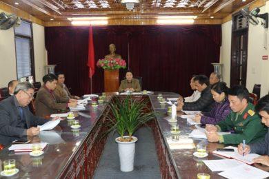 (Tiếng Việt) NAM SÁCH TRIỂN KHAI LỄ HỘI TRUYỀN THỐNG ĐỀN LONG ĐỘNG (ĐỀN MẠC ĐĨNH CHI) NĂM 2020.
