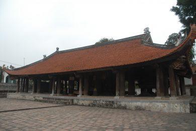 ĐÌNH LÀNG TÂY ĐẰNG: Một tác phẩm kiến trúc nghệ thuật gỗ tuyệt tác, độc đáo, thuần Việt!